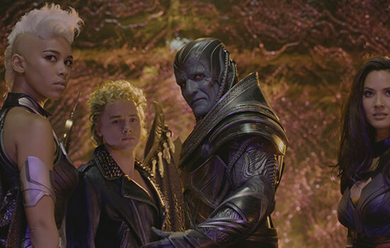 "Photos: ""X-Men: Apocalypse UltraHD Captures"
