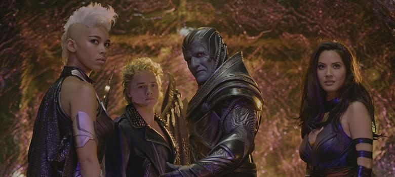 """Photos: """"X-Men: Apocalypse UltraHD Captures"""